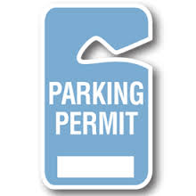 Handicap Parking State Permit Required Sign, Outdoor ...