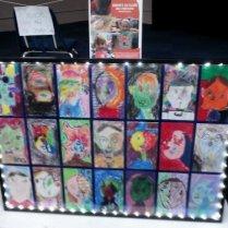 Auction 2014 Student Art Susan's 3/4 Class
