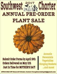plant sale 2017