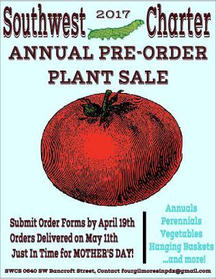 plant sale 2017a
